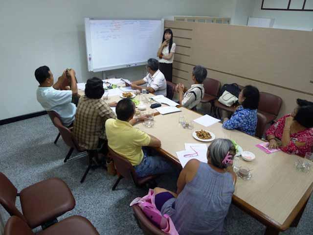 พัฒนาโครงการ 6 ชุมชน